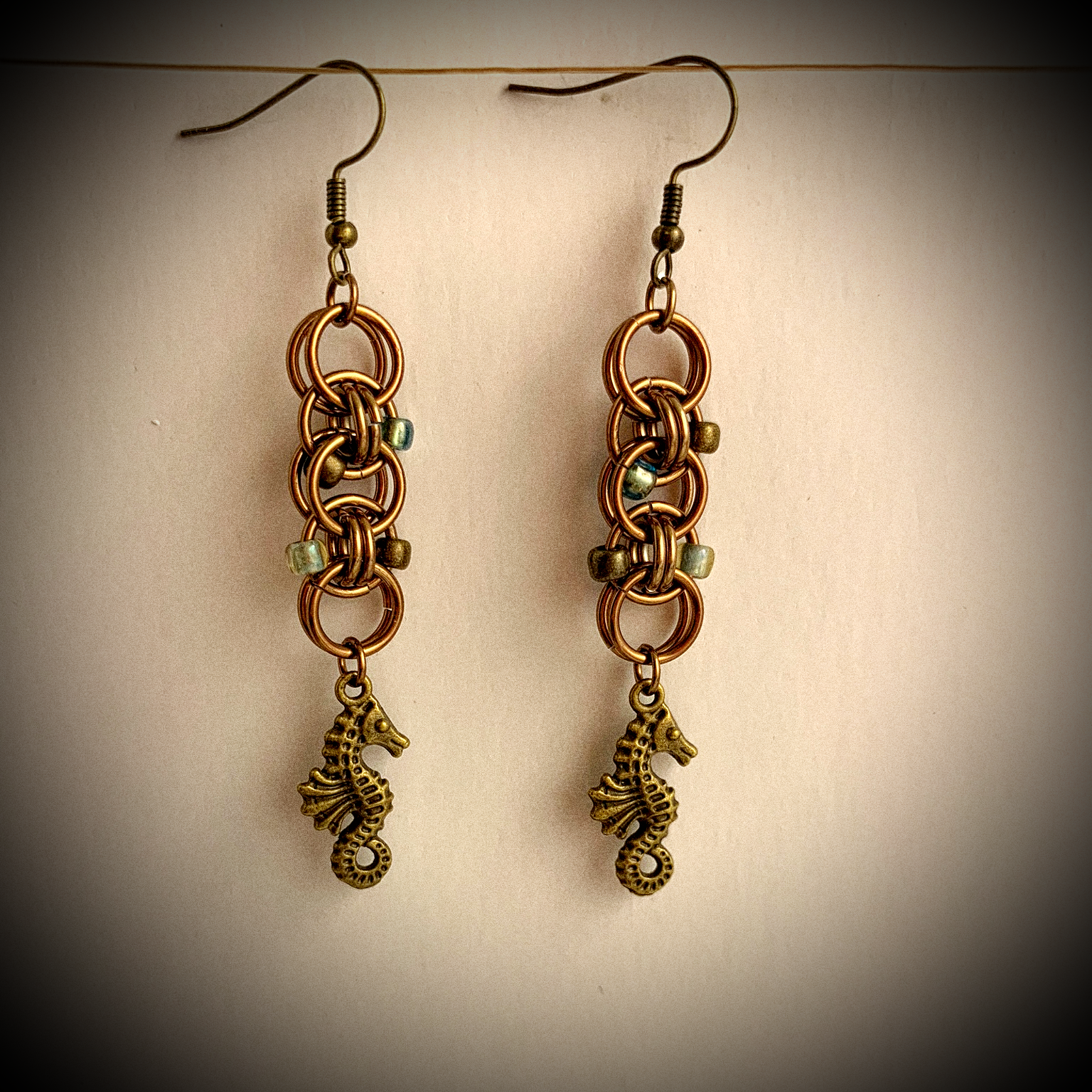 773cf16a0 Take a Swim in the Ocean with Our Seahorses Delight Earrings